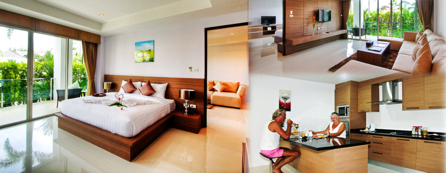 About Bangtao Tropical Residence Resort & Spa